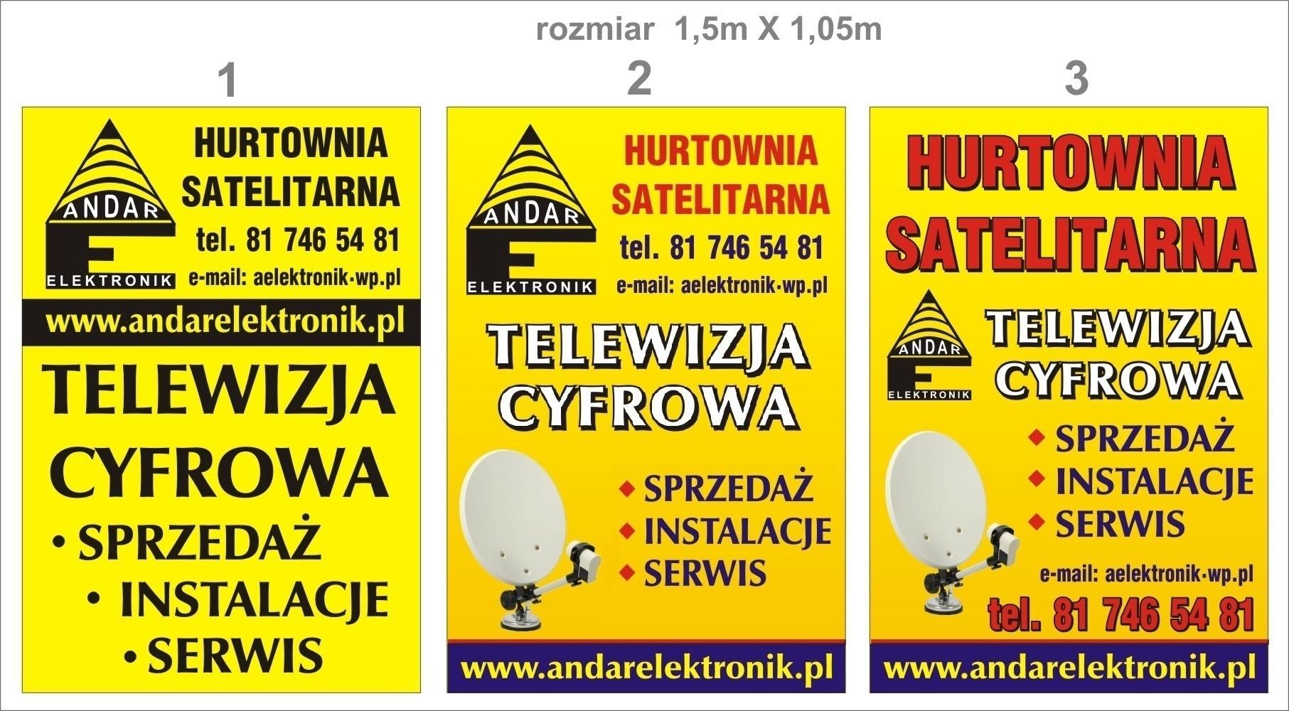 Andar ElektronikAntenyHurtownia sat,ANTENA CYFROWA