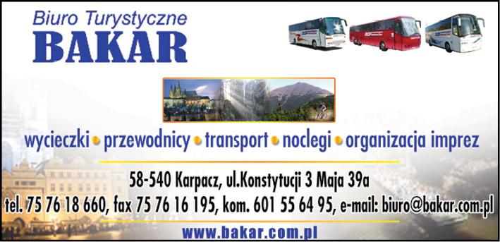Bakar Biuro turystyczne Wycieczki krajowe i zagraniczne,wycieczka
