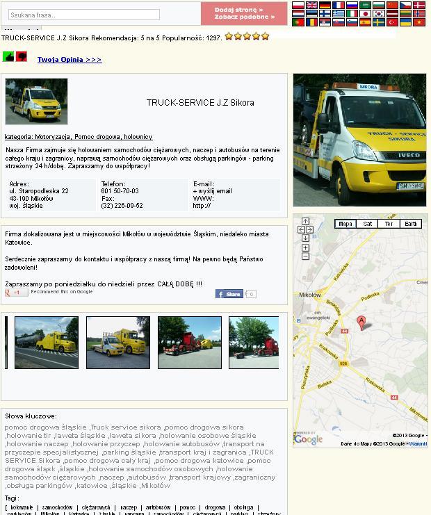 Strona www, ceny stron internetowych