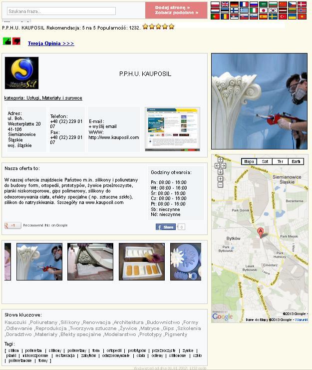 Strona www,