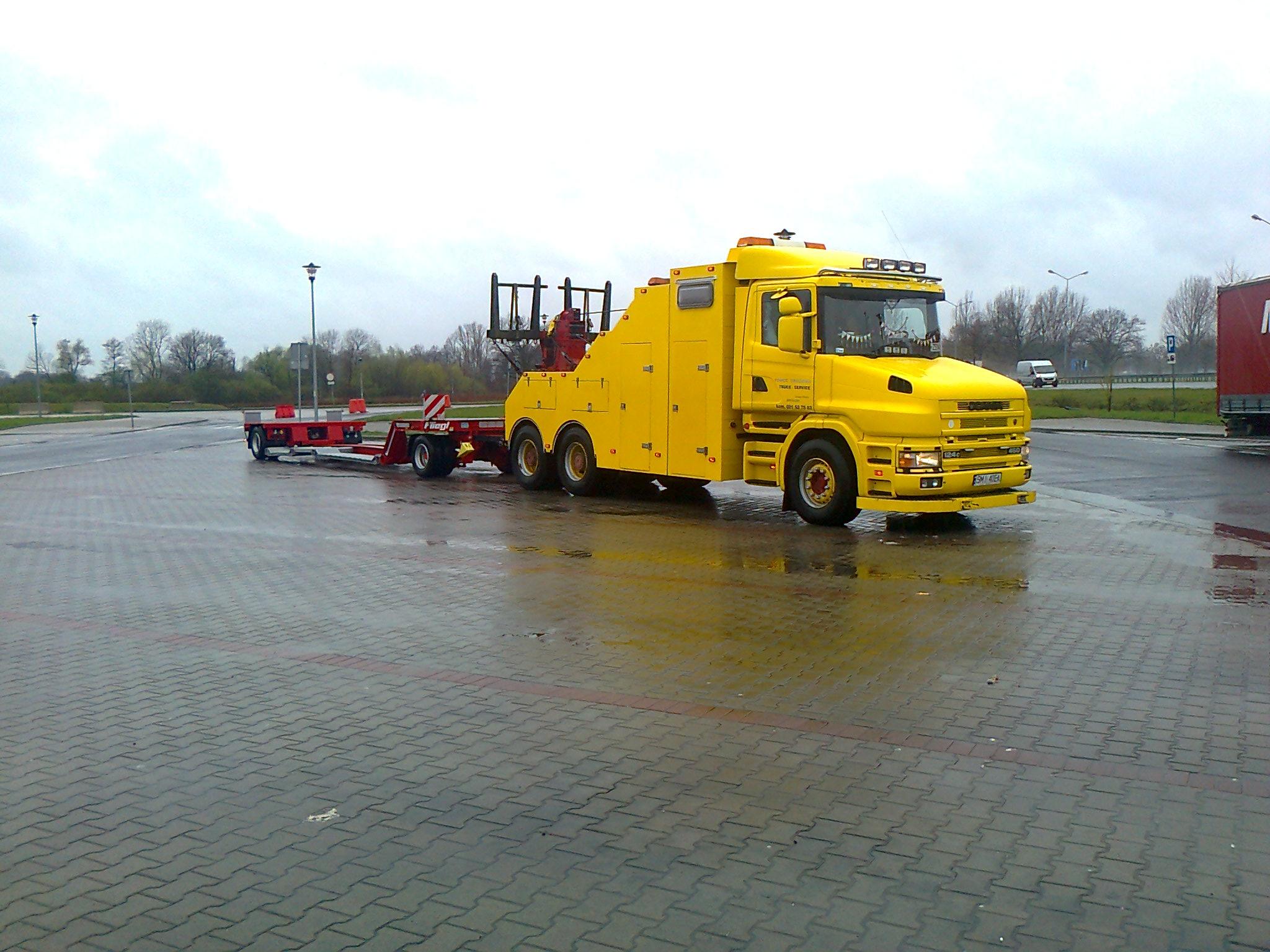 TRUCK-SERVICE  Sikora,      Pomoc Drogowa       ,transport ciągników siodłowych