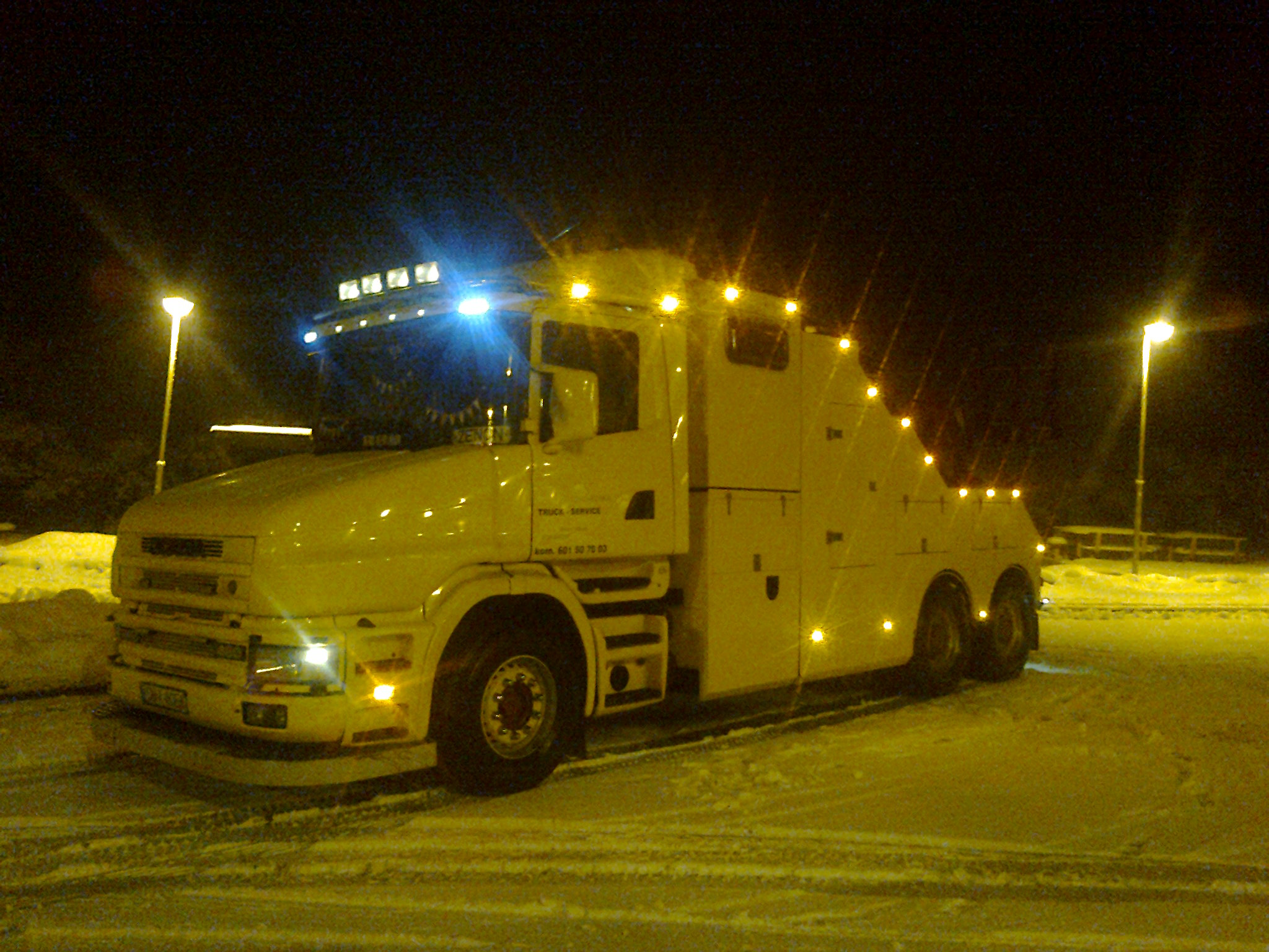 TRUCK-SERVICE  Sikora,      Pomoc Drogowa       ,parking śląsk