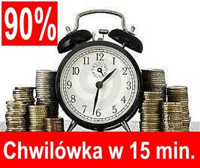 Pożyczka przez Internet w 15 min.,porównaj pożyczki dostępne online