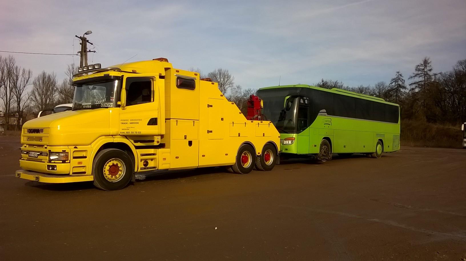 TRUCK-SERVICE  Sikora,      Pomoc Drogowa       ,
