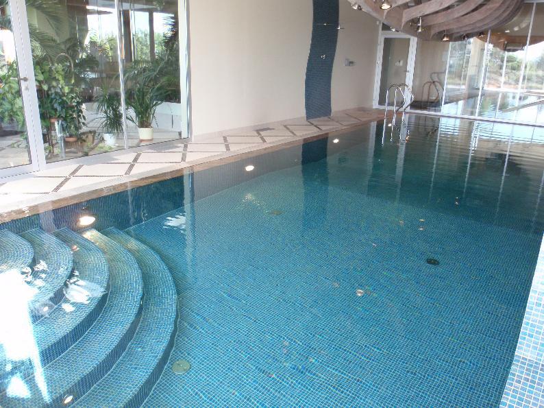 DELFIN - Technika basenowa,sauny łaźnie parowe