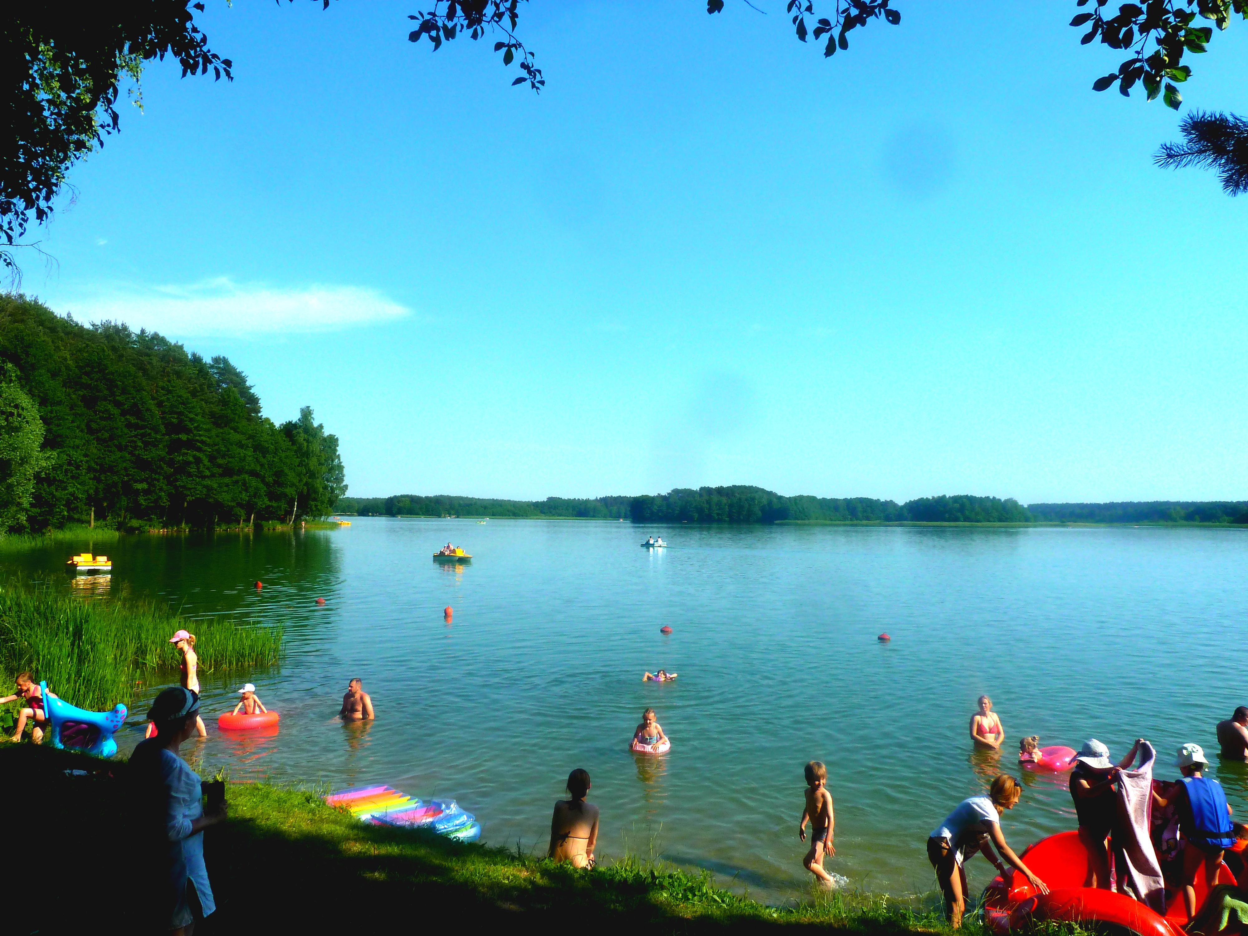 Ośrodek Wypoczynkowo-Rekreacyjny JUBILAT,wczasy nad jeziorem Bory Tucholskie
