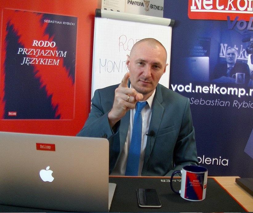 Netkomp Sebastian Rybicki,Bezpieczeństwo w Sieci