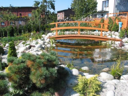 Urządzanie i Utrzymywanie Terenów Zieleni - Marian Stych, ogrody