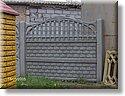 ZAKŁAD BETONIARSKI A Zagórowicz, E Modzelewski, ogrodzenia betonowe