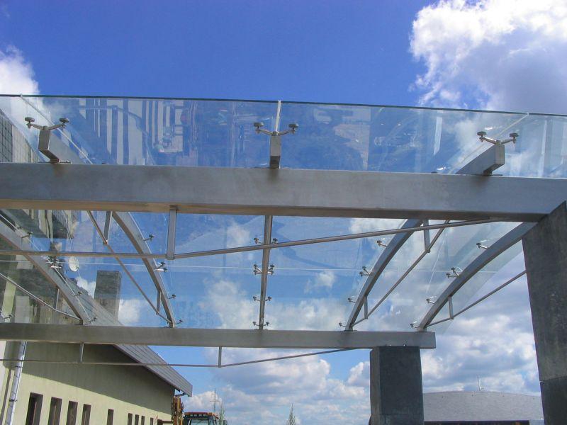 GLASS - MAL T.A. Malawscy,dachy szklane