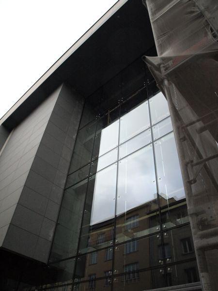 GLASS - MAL TA Malawscy,fasady szklane
