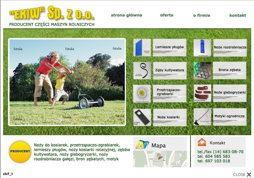 Panorama Internetu Sp z oo,strony internetowe z edycją