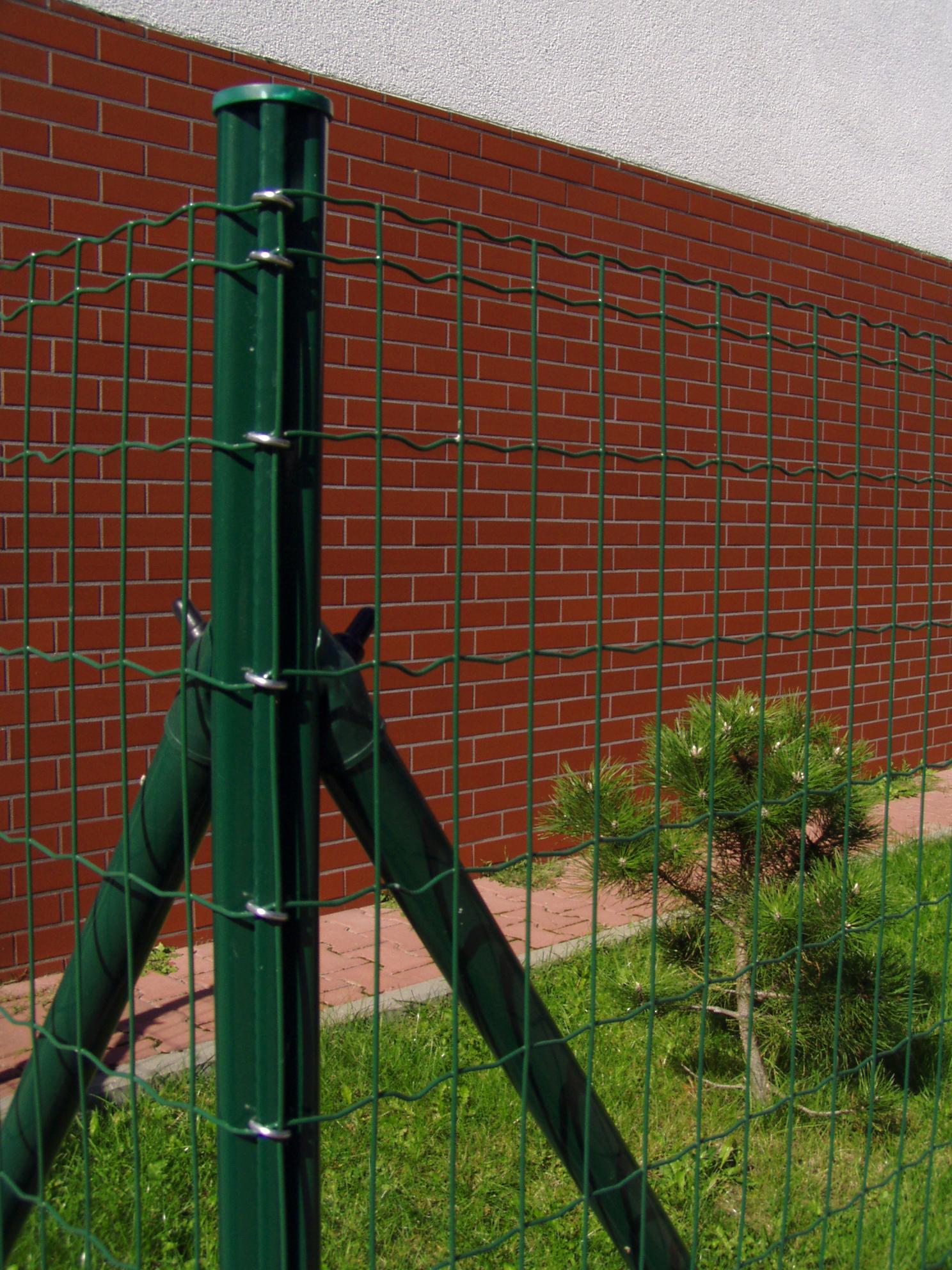 Zakład Produkcujno Handlowy PAJĘCZYNA Sp. z o.o.,słupki ogrodzeniowe