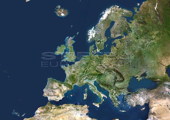 Stiefel Eurocart Sp z oo, mapy satelitarne