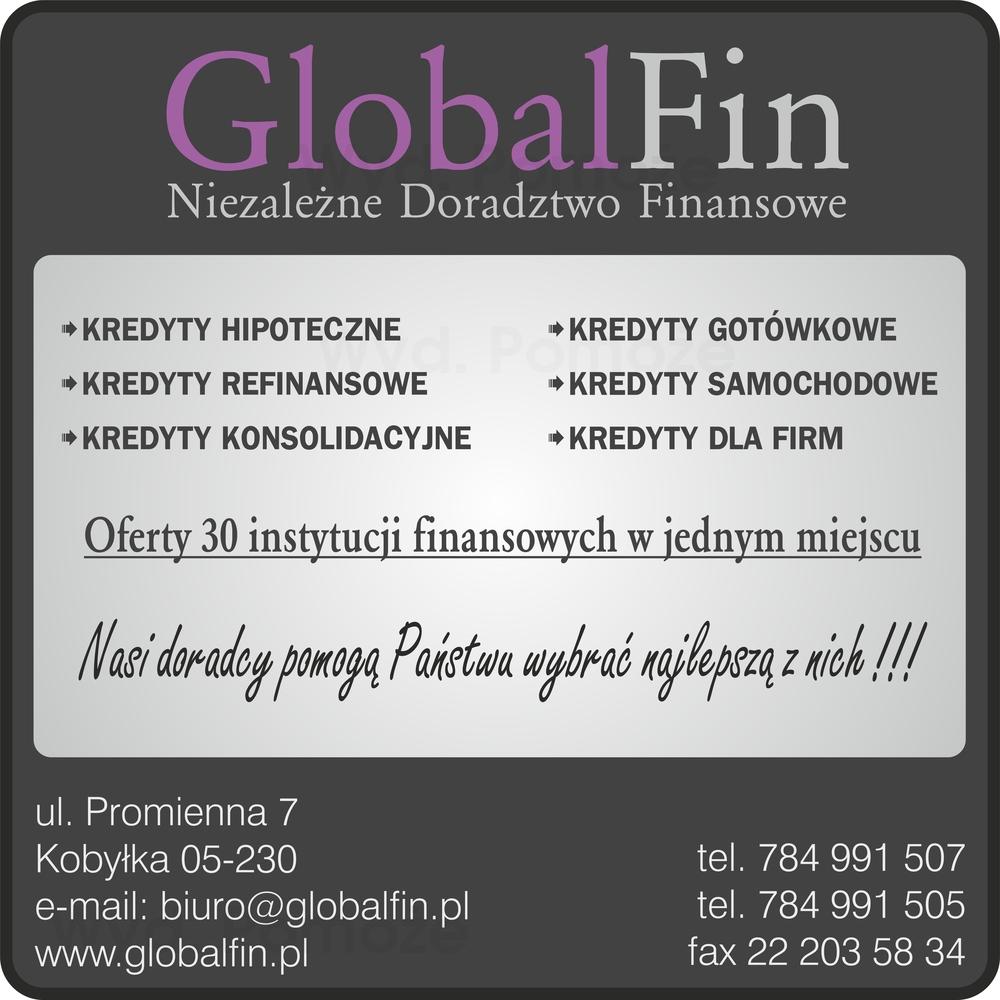 GlobalFin Niezależne Doradztwo Finansowe, pożyczka